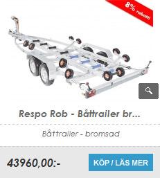 Båttrailer Respo Rob